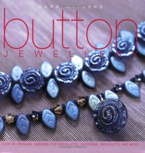 Button Jewellery By Sara Withers