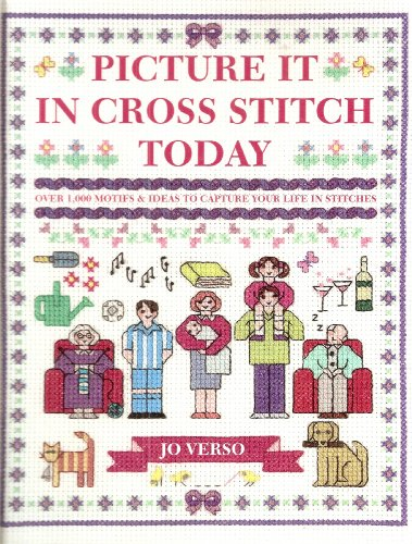 Picture it in cross stitch today By Jo   Verso
