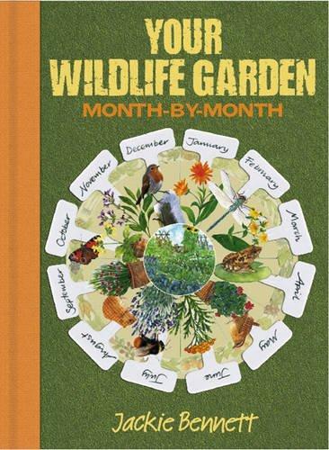 Your Wildlife Garden By Jacqueline Bennett