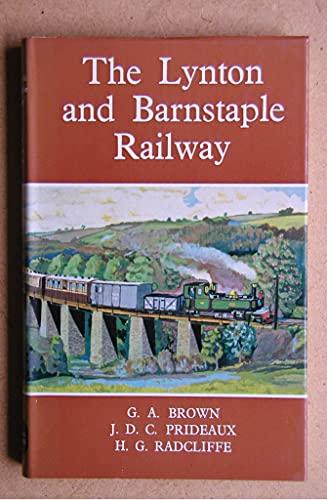 Lynton and Barnstaple Railway (Railway History) by etc. Hardback Book The Cheap