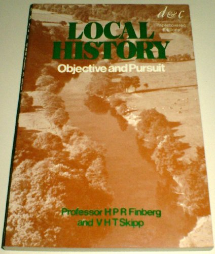 Local History By H. P. R. Finberg