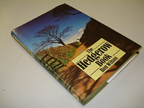 Hedgerow Book By Ron Wilson