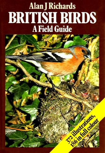 British Birds By Alan Richards