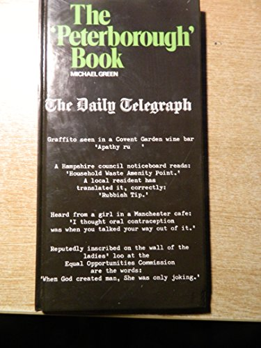 'Peterborough' Book By Edited by Michael Green