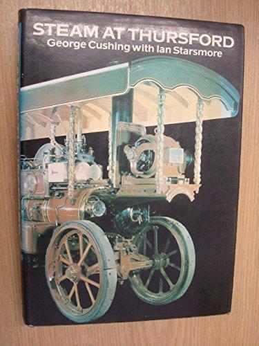 Steam at Thursford By George Cushing