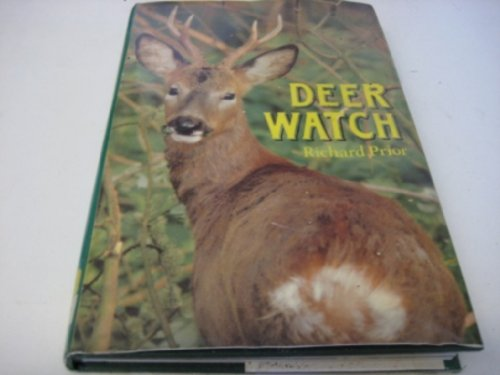 Deer Watch By Richard Prior