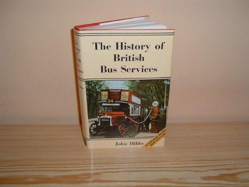 History of  British Bus Services By John Hibbs