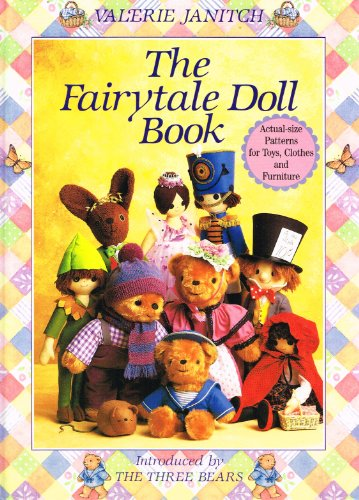 Fairy Tale Doll Book by Valerie Janitch