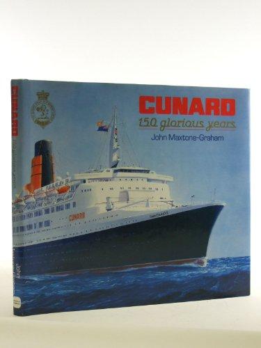 Cunard By John Maxtone-Graham