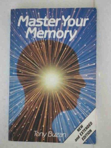 Master Your Memory By Tony Buzan