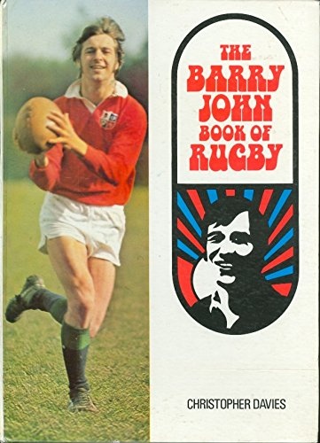 Book of Rugby By Barry John