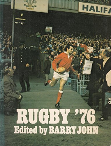 Rugby By Volume editor Barry John