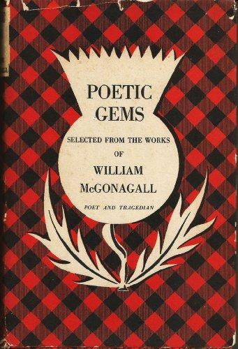 Poetic Gems By William McGonagall