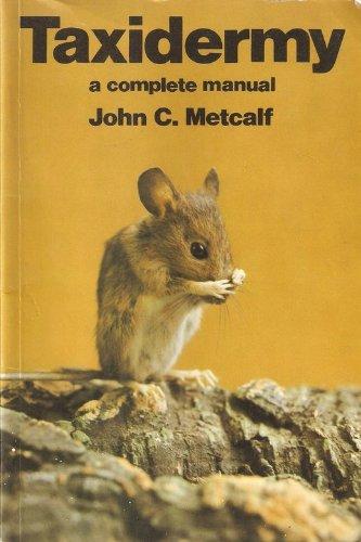 Taxidermy By John C. Metcalf