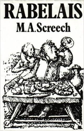 Rabelais By M. A. Screech