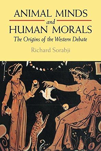 Animal Minds and Human Morals By Richard Sorabji