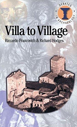 Villa to Village: The Transformation of the Roman ..., Hodges, Richard Paperback