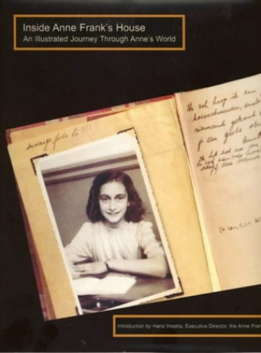 Inside Anne Frank's House By Hans Westra