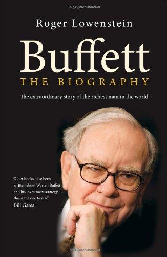 Buffett: The Biography by Roger Lowenstein