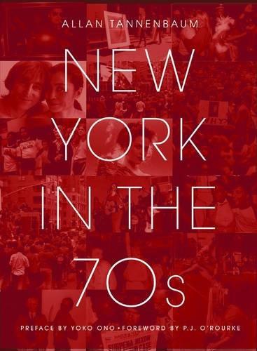 New York in the 70s by Allen Tannenbaum