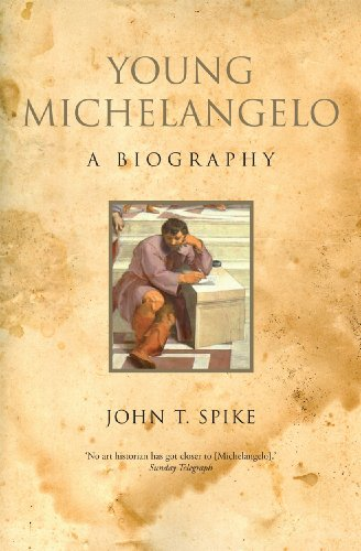 Young Michelangelo By John T. Spike