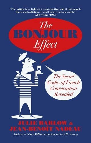 The Bonjour Effect By Jean-Benoit Nadeau