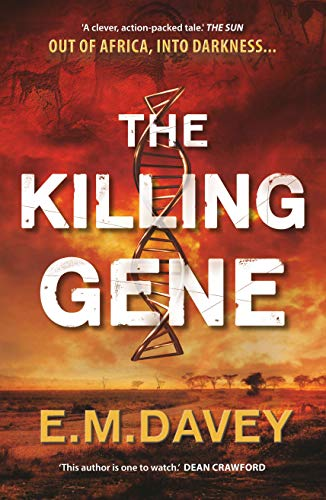 The Killing Gene By E.M. Davey