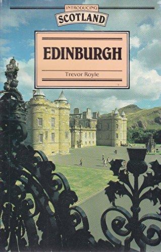 Edinburgh By Trevor Royle
