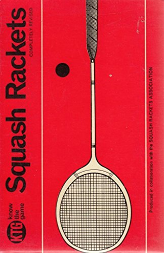 Squash Rackets By Squash Rackets Association