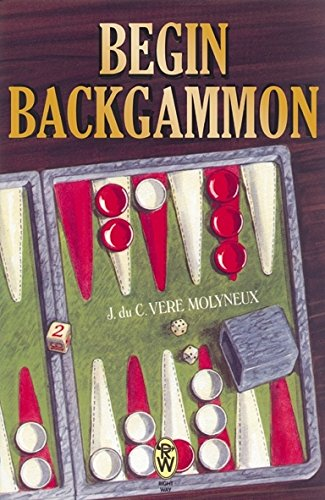 Begin Backgammon By J.Du C.Vere Molyneux