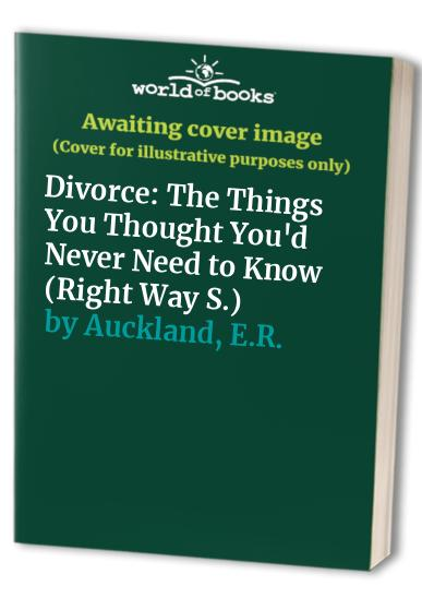 Divorce By Jill M. Black, DBE