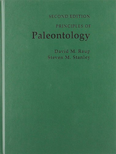 The Principles of Paleontology By James D. Watson