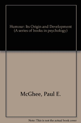 Humour By Paul E. McGhee