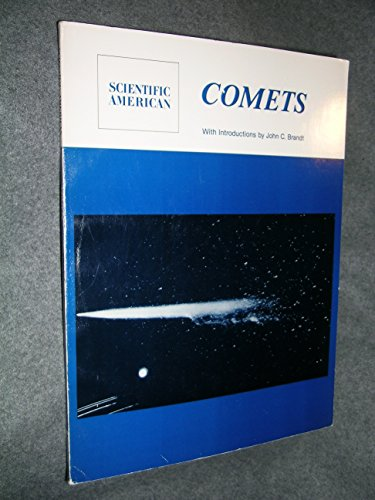 Comets By Edited by John C. Brandt