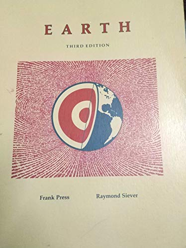 Earth By Frank Press
