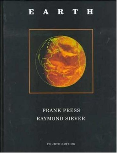 Earth By Frank Press