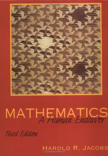 Mathematics, a Human Endeavour By Harold R. Jacobs