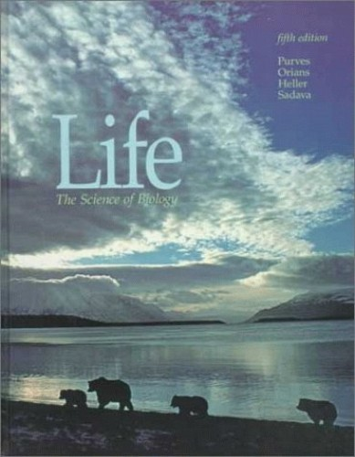 Life By Volume editor William K. Purves