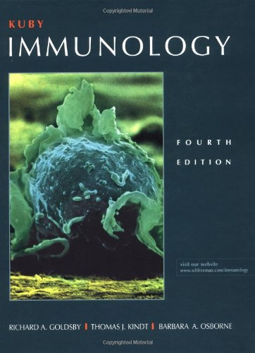 Immunology 4th ed By Janis Kuby