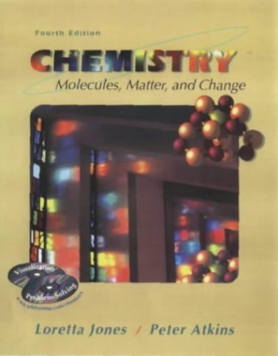 Chemistry By Peter W. Atkins