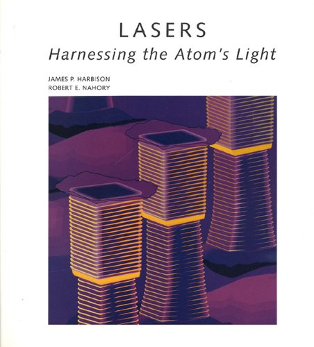 Lasers By James P. Harbison