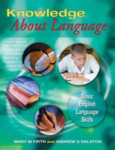 Knowledge About Language By Mary M. Firth
