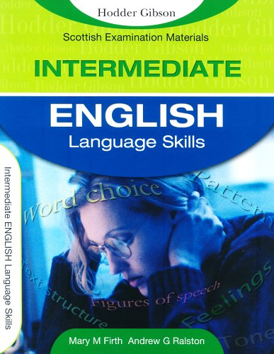 English Language Skills for Intermediate Level by Mary M. Firth