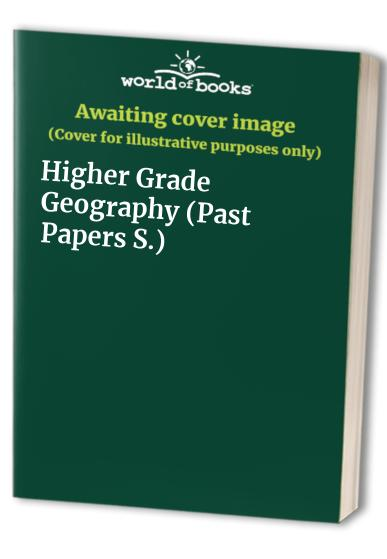 Higher Grade Geography