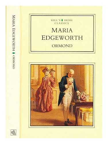 Ormond By Maria Edgeworth