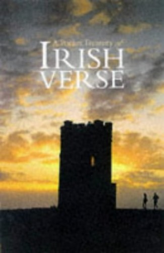 A Pocket Treasury of Irish Verse By Various.