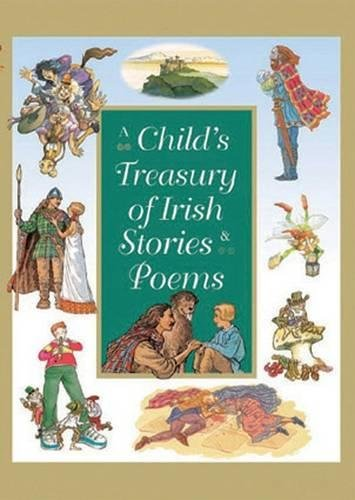 A Child's Treasury of Irish Stories and Poems By Yvonne Carroll