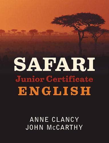 Safari By Anne Clancy