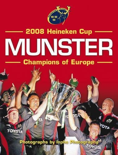 Munster: Champions of Europe by Inpho Photography