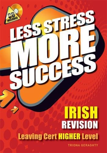 IRISH Revision Leaving Cert Higher Level By Triona Geraghty